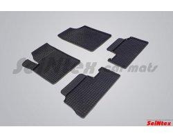 Резиновые коврики сетка Citroen Berlingo