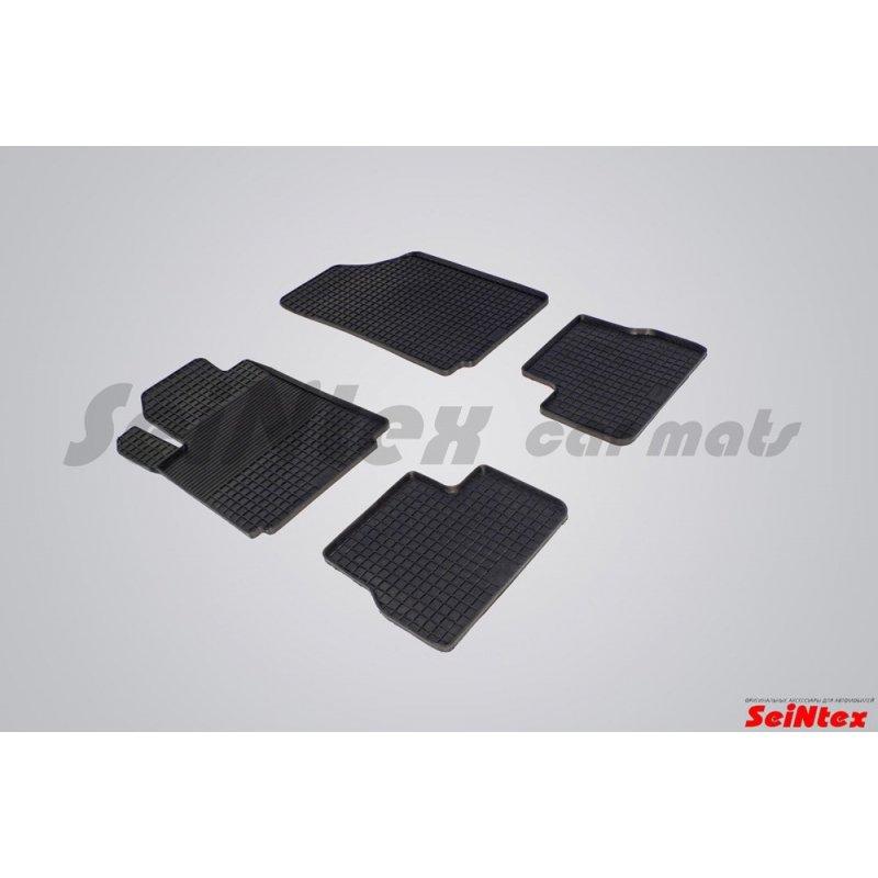 Резиновые коврики сетка Citroen C3