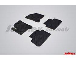 Резиновые коврики сетка Citroen C3 Picasso