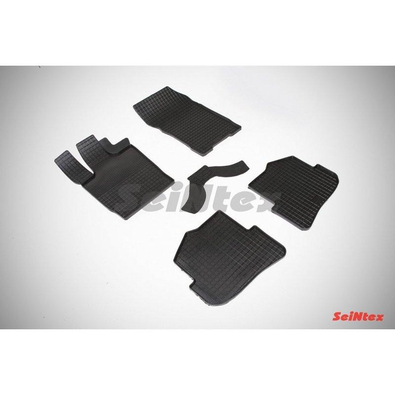 Резиновые коврики сетка Audi A-1