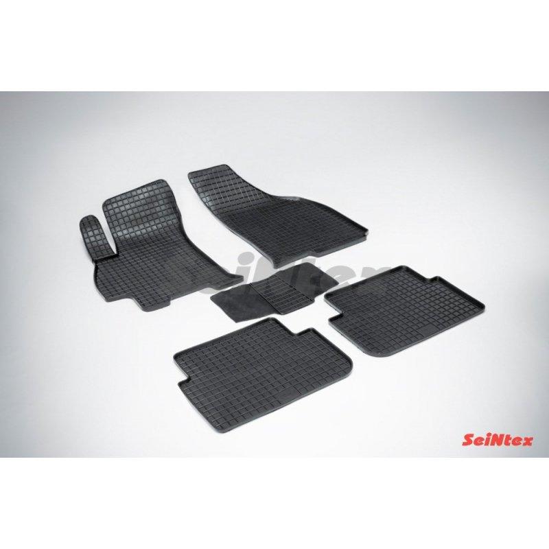 Резиновые коврики сетка Chevrolet Lanos