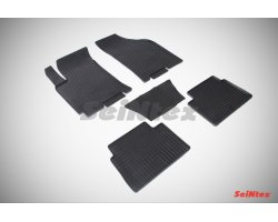 Резиновые коврики сетка Chevrolet Lacetti