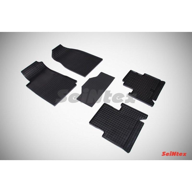 Резиновые коврики сетка Chevrolet Trail Blazer II