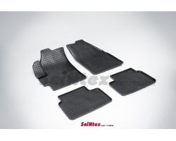 Резиновые коврики сетка Daewoo Matiz II