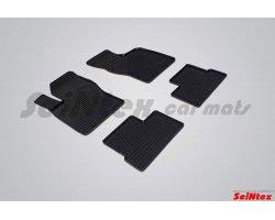 Резиновые коврики сетка Daewoo Nexia (CLETN)