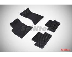 Резиновые коврики сетка Audi A-4