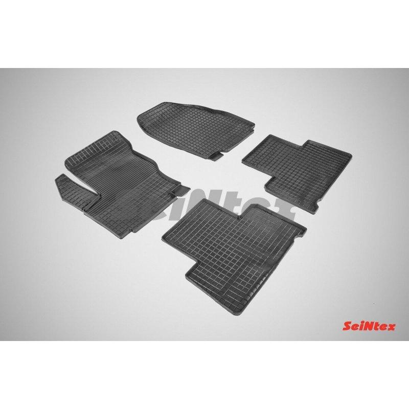 Резиновые коврики сетка Ford S-MAX