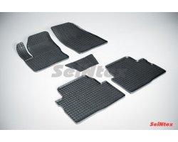 Резиновые коврики сетка Ford Kuga I