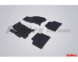 Резиновые коврики сетка Ford Mondeo III