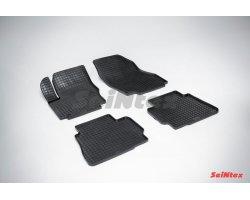 Резиновые коврики сетка Ford Mondeo IV