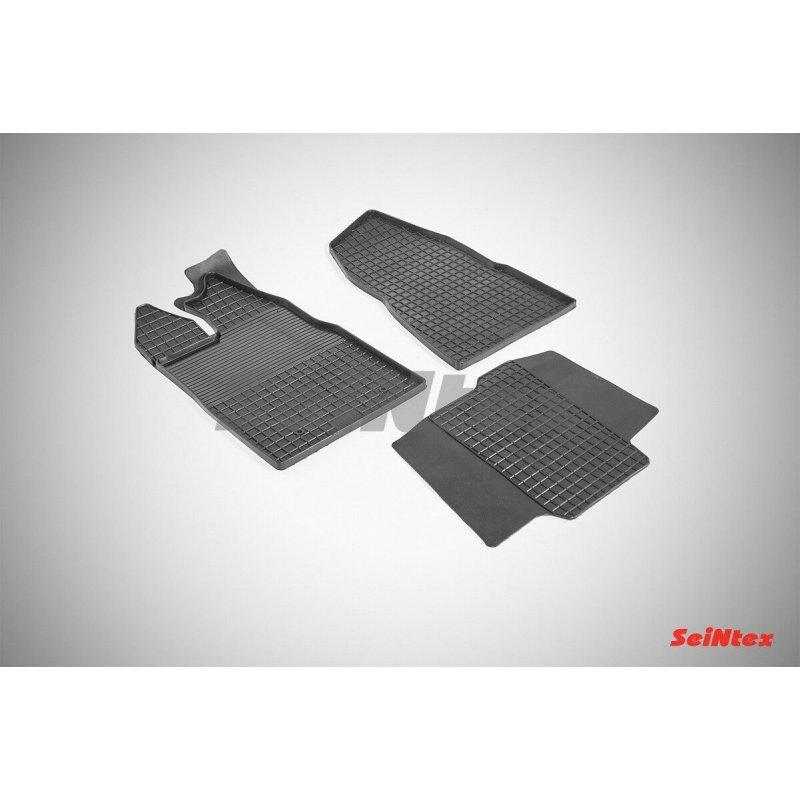Резиновые коврики сетка Ford Tourneo Custom