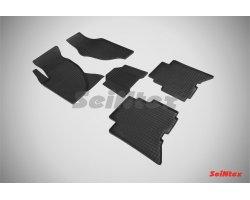 Резиновые коврики сетка Great Wall Hover H5 TDA