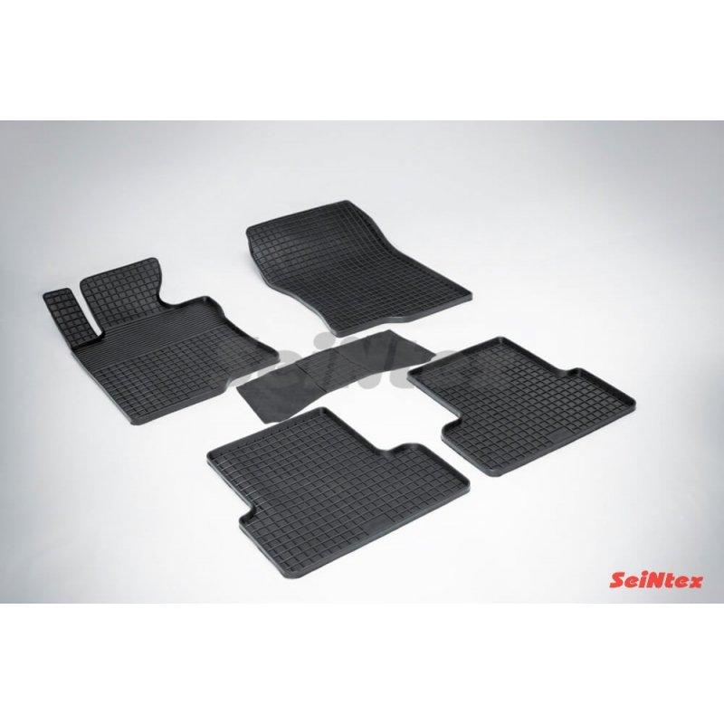 Резиновые коврики сетка Honda Accord VIII