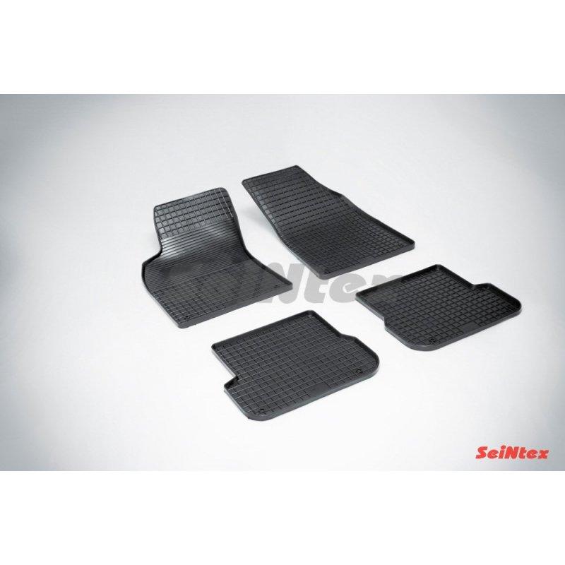 Резиновые коврики сетка Audi A-6
