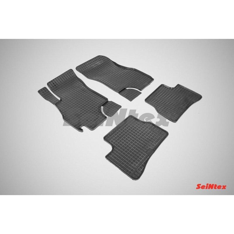 Резиновые коврики сетка Hyundai Accent