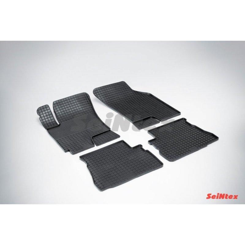 Резиновые коврики сетка Hyundai Getz